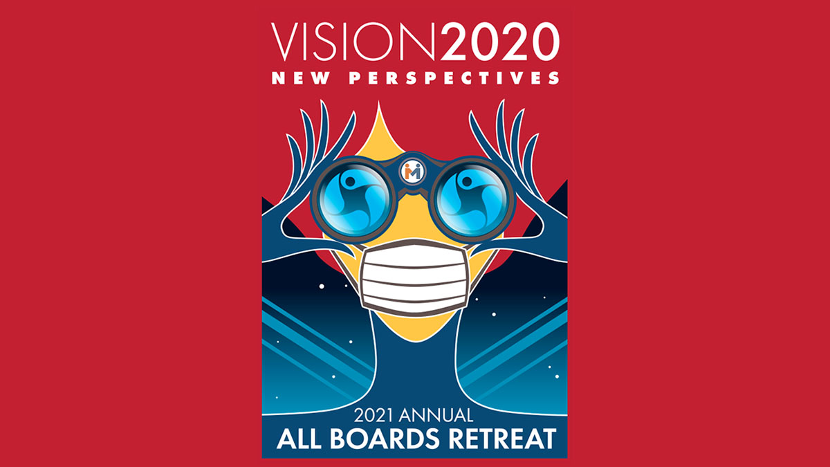 All Boards Retreat 2020 Logo