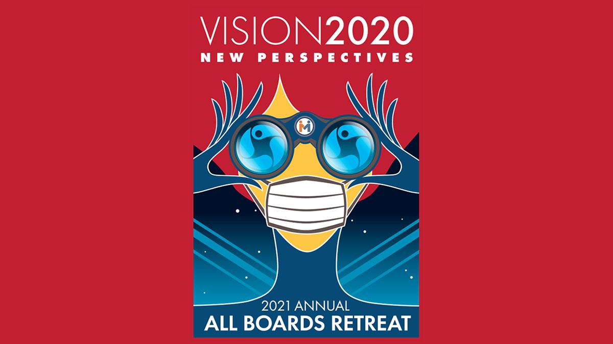 All Boards Retreat 2020 Logo