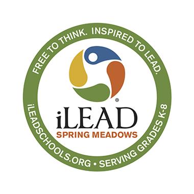 iLEAD Spring Meadows Logo