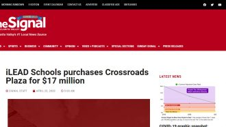 iLEAD Schools purchases Crossroads Plaza for $17 million