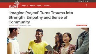 'Imagine Project' Turns Trauma into Strength, Empathy and Sense...