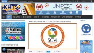 SCVi Charter School To Host Prospective Family Night