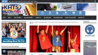 SCVi Charter School Receives Arts Advancement Grant From LA...
