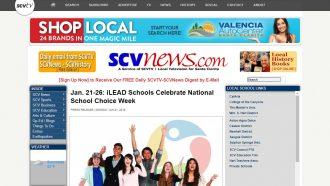 Jan. 21-26: iLEAD Schools Celebrate National School Choice Week