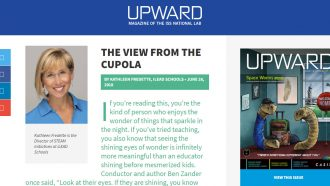 View from the Cupola: Kathleen Fredette