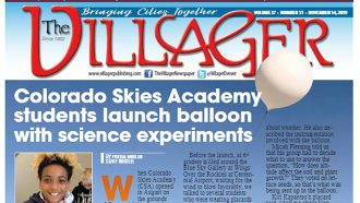 Colorado SKIES Academy Students Launch Balloon with Science Experiments