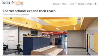 Charter schools expand their reach