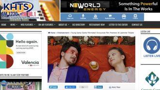 Young Santa Clarita Filmmaker Announces Film Premiere At Laemmle...