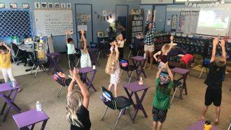 Alaka'i O Kaua'i 2nd Graders Embrace the 7 Habits...