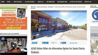 iLEAD Online Offers An Alternative Option For Santa Clarita...