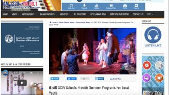 iLEAD SCVi Schools Provide Summer Programs For Local Youth